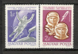 Ungaria.1965 Cosmonautica-Vostok 2  SU.148.1, Nestampilat