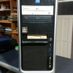 Desktop Asus Intel Core 2 Duo E6750 2, 66 GHz (15000) - Sisteme desktop fara monitor Asus, 2501-3000Mhz, 2 GB, 100-199 GB, LGA775
