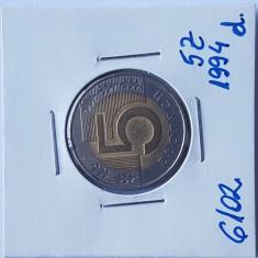 6102 POLONIA 5 ZLOTI 1994, Europa