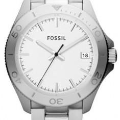Fossil AM4440 ceas barbati nou 100% original. In stoc - Livrare rapida. - Ceas barbatesc Fossil, Casual, Quartz, Inox, Data