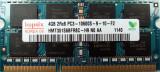 Ram laptop 2Rx8 Hynix 4GB 10600 DDR3 1333Mhz  HMT351S6BFR8C-H9 PC3 1.5V Sodimm, 4 GB, 1333 mhz