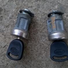Contact cu cheie parte mecanica (butuc) FORD FOCUS 1998-2004 - Contact auto, FOCUS (DAW, DBW) - [1998 - 2004]