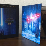 Star Wars The Force Awakens Blu-Ray Collector's Edition, BLU RAY, Romana, disney pictures