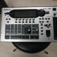 Vand procesor chitara Roland VG-99 + chitara cu doza midi - Chitara electrica