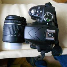 Nikon D3300 + obiectiv 18-55+incarcator si geanta - Aparat foto DSLR