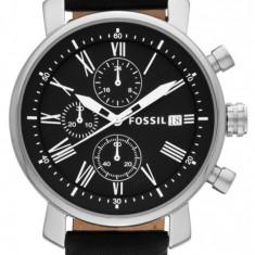 Fossil BQ1006 ceas barbati nou 100% original. Garantie. Livrare rapida. - Ceas barbatesc Fossil, Elegant, Quartz, Inox, Piele, Data