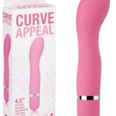 Vibrator Roz Curve Appeal - Vibrator Punctul G