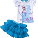 Costum Elsa Frozen HF308, Marime: 4-5 ani