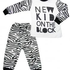 Pijama bebelusi din 2 piese, Marime: 3-6 luni, 6-9 luni, 9-12 luni