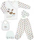 Set cadou in cutie pentru bebelusi HB376