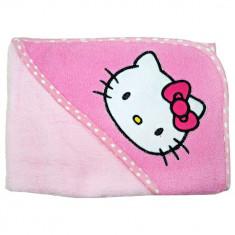 Prosop Carters Hello Kitty cu gluga