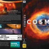 B.B.C. Cosmos: A Space-Time Odyssey 2014  DVD, Romana