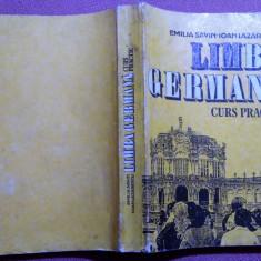 Limba Germana Curs Practic. Volumul 1 - Emilia Savin, Ioan Lazarescu - Curs Limba Germana miron