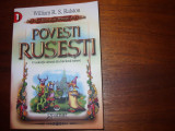 POVESTI  RUSESTI  -  William  Ralston  *