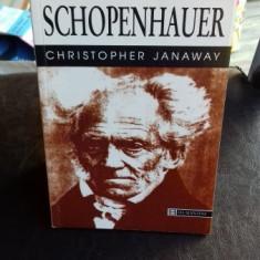 SCHOPENHAUER - CRISTOPHER JANAWAY - Filosofie