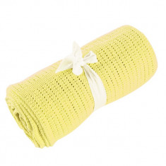Paturica galbena tricotata PTR17