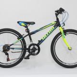 "Biciclete Sport Bike 24""-fete/baieti-echipare Shimano, 16, 21"