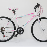 "Bicicleta Sport Bike 26""-dama-echipare Shimano, 16, 21"