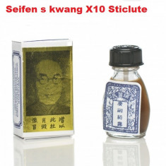 Suifan Chinese Brush x 10 sticlute - Stimulente sexuale