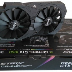 Placa Video ASUS ROG Strix , nVidia Geforce GTX1050 , 2GB DDR5 , 128bit , PCI-e 16x