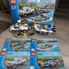 LEGO city Patrula de politie (60045)