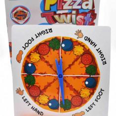 Joc twister pizza twist, Altele, Unisex, Textil