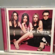 THE COORS - IN BLUE (2000/ ATLANTIC rec/GERMANY) - CD ORIGINAL/Ca Nou - Muzica Rock