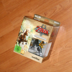 Nintendo Wii U - The Legend of Zelda: Twilight Princess HD Limited Edition , nou