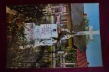Aug17 - Manastirea Varatic - Mormantul Veronicai Micle, Circulata, Printata