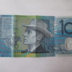 Rara! Australia 10 Dollars 1998