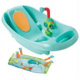 Cadita cu suport integrat My Fun Tub Summer Infant - Cadita bebelusi