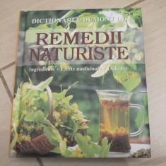 REMEDII NATURISTE ANNE IBURG - Remediu din plante