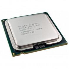 Procesor Intel Core2 Quad Q9400, 2.66Ghz, 6Mb Cache, 1333 MHz FSB - Monitor LCD