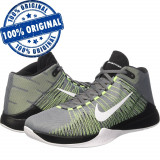 Pantofi sport Nike Zoom Ascention pentru barbati - adidasi originali, 40, Gri, Textil