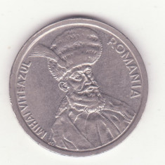 Romania 100 lei 1993 - Mihai Viteazul