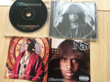 Nas nastradamus album cd disc muzica hip hop rap 1999 ed vest columbia records