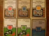 Lot 6 carti de electronica / R3F, Alta editura