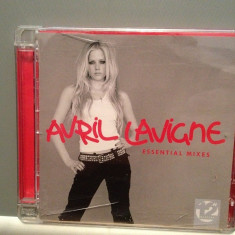 AVRIL LAVIGNE - ESSENTIAL MIXES (2010/ SONY /EU) - CD ORIGINAL/Ca Nou - Muzica Pop sony music