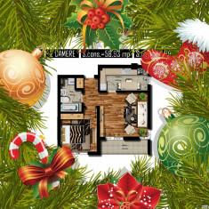 Apartament 2 camere, 49 mp, Parter, decom, Militari Metro - Apartament de vanzare, Numar camere: 2, An constructie: 2017