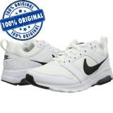 Pantofi sport Nike Air Max Motion pentru barbati - adidasi originali, 40.5, 42.5, 43, 44, 44.5, Alb, Textil