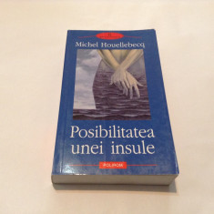 Michel Houellebecq – Posibilitatea unei insule, R9 - Roman