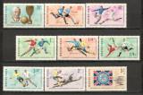 Ungaria.1966 C.M. de fotbal ANGLIA  SU.161, Nestampilat