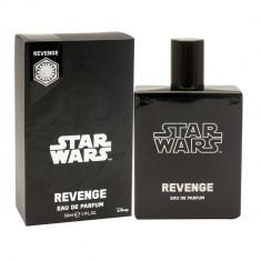 Apa de parfum Star Wars Revenge Disney, 50 ml, Negru, pentru baieti