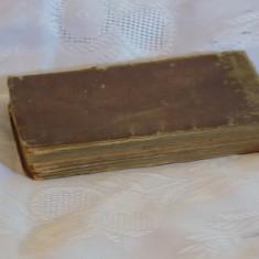 Carte de rugaciuni anul 1942