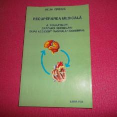 Recuperarea medicala a bolnavilor cardiaci sechelari dupa accident vascular
