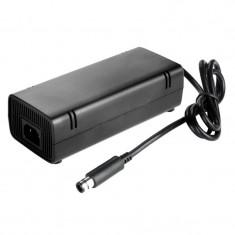 Alimentator pentru Xbox 360 Slim E, 115 W, Negru, Alte accesorii