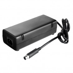 Alimentator pentru Xbox 360 Slim E, 115 W, Negru