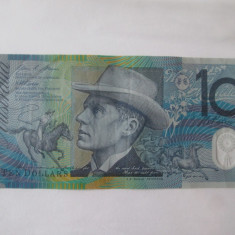 Australia 10 Dollars 2008