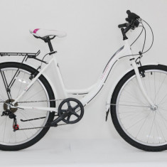 "Bicicleta Sport Bike City 26""-echipare Shimano, 16, 7"
