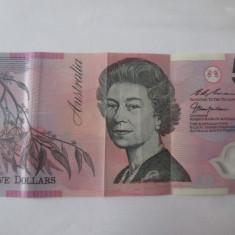 Australia 5 Dollars 1998, An: 2016